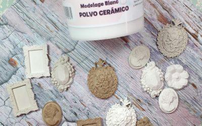 Cómo usar polvo cerámico Amelie Prager
