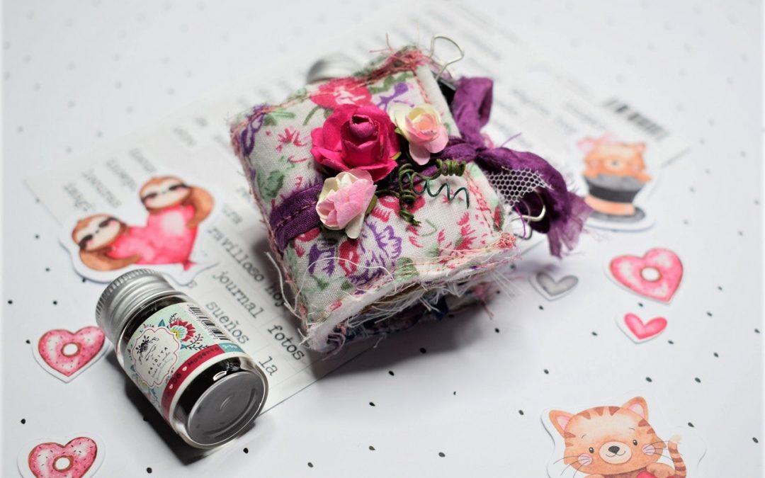 Mini journal con productos Fridita
