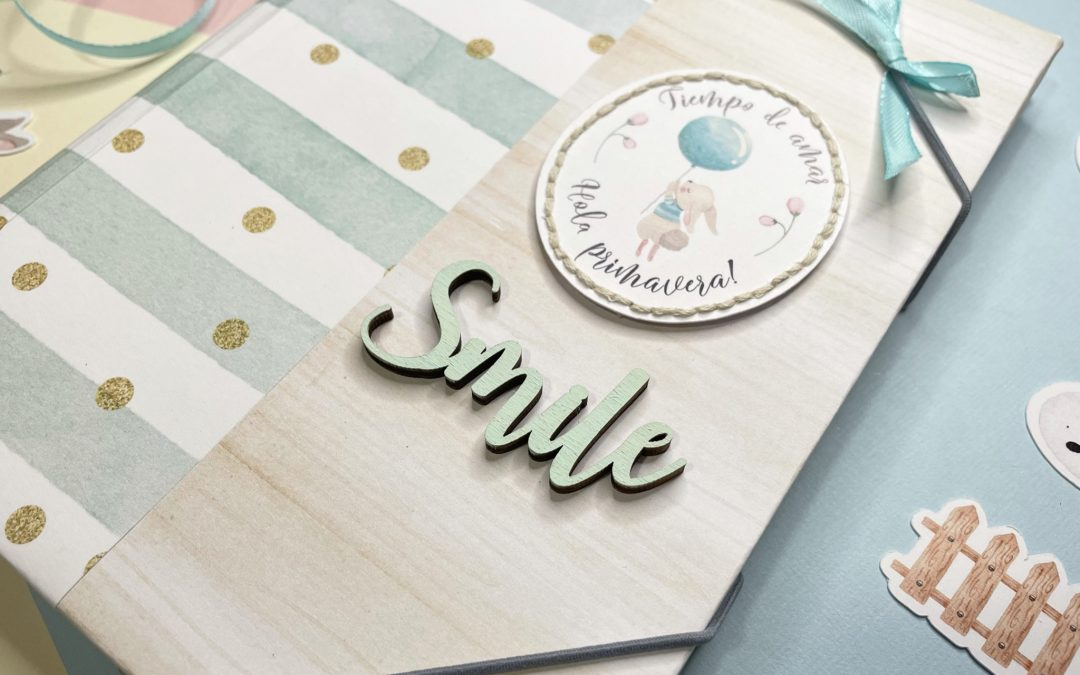 "Carpeta portadocumentos ""Smile"""