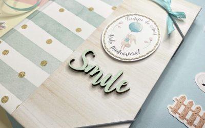 Carpeta portadocumentos «Smile»